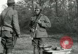 Image of African American soldiers  France, 1918, second 8 stock footage video 65675065324