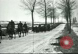 Image of horses Neufchateau France, 1918, second 2 stock footage video 65675065327