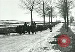 Image of horses Neufchateau France, 1918, second 10 stock footage video 65675065327