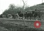 Image of U.S. 6th Field Artillery Lorraine France, 1918, second 1 stock footage video 65675065328