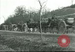 Image of U.S. 6th Field Artillery Lorraine France, 1918, second 2 stock footage video 65675065328