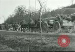Image of U.S. 6th Field Artillery Lorraine France, 1918, second 4 stock footage video 65675065328