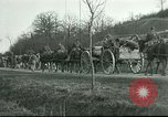 Image of U.S. 6th Field Artillery Lorraine France, 1918, second 5 stock footage video 65675065328