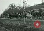 Image of U.S. 6th Field Artillery Lorraine France, 1918, second 6 stock footage video 65675065328