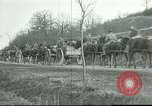 Image of U.S. 6th Field Artillery Lorraine France, 1918, second 8 stock footage video 65675065328