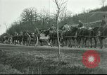 Image of U.S. 6th Field Artillery Lorraine France, 1918, second 9 stock footage video 65675065328