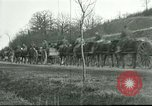 Image of U.S. 6th Field Artillery Lorraine France, 1918, second 10 stock footage video 65675065328