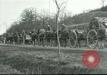 Image of U.S. 6th Field Artillery Lorraine France, 1918, second 12 stock footage video 65675065328