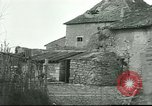 Image of city ruins Seicheprey France, 1918, second 6 stock footage video 65675065331
