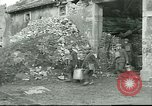 Image of city ruins Seicheprey France, 1918, second 15 stock footage video 65675065331