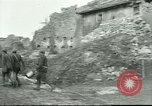 Image of city ruins Seicheprey France, 1918, second 18 stock footage video 65675065331