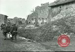 Image of city ruins Seicheprey France, 1918, second 19 stock footage video 65675065331