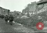 Image of city ruins Seicheprey France, 1918, second 20 stock footage video 65675065331