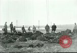 Image of U.S. 18th Infantry France, 1918, second 6 stock footage video 65675065332