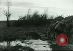 Image of US Army fires French 75mm field gun World War 1 Beaumont France, 1918, second 10 stock footage video 65675065334