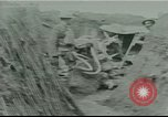 Image of Field mess in trench France, 1918, second 1 stock footage video 65675065337