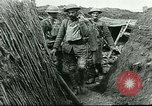 Image of Field mess in trench France, 1918, second 4 stock footage video 65675065337