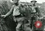 Image of Field mess in trench France, 1918, second 6 stock footage video 65675065337