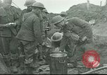 Image of Field mess in trench France, 1918, second 10 stock footage video 65675065337