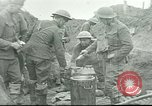 Image of Field mess in trench France, 1918, second 12 stock footage video 65675065337