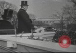 Image of President Woodrow Wilson Washington DC USA, 1914, second 10 stock footage video 65675065339