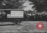 Image of Woodrow Wilson Washington DC USA, 1918, second 9 stock footage video 65675065340