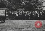 Image of Woodrow Wilson Washington DC USA, 1918, second 11 stock footage video 65675065340