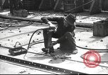 Image of fabricating plates for submarines Italy, 1916, second 4 stock footage video 65675065343