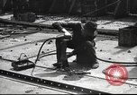 Image of fabricating plates for submarines Italy, 1916, second 5 stock footage video 65675065343