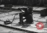 Image of fabricating plates for submarines Italy, 1916, second 6 stock footage video 65675065343