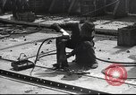 Image of fabricating plates for submarines Italy, 1916, second 7 stock footage video 65675065343