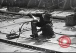 Image of fabricating plates for submarines Italy, 1916, second 8 stock footage video 65675065343