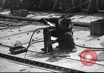 Image of fabricating plates for submarines Italy, 1916, second 9 stock footage video 65675065343