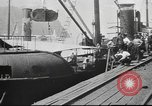 Image of iron ore being shipped Italy, 1916, second 3 stock footage video 65675065345