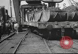 Image of iron ore being shipped Italy, 1916, second 6 stock footage video 65675065345