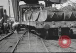 Image of iron ore being shipped Italy, 1916, second 8 stock footage video 65675065345