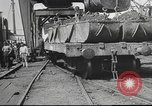 Image of iron ore being shipped Italy, 1916, second 9 stock footage video 65675065345