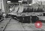 Image of iron ore being shipped Italy, 1916, second 10 stock footage video 65675065345