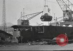 Image of iron ore being shipped Italy, 1916, second 12 stock footage video 65675065345