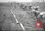 Image of Royal Engineers France, 1918, second 9 stock footage video 65675065352