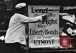 Image of Third Liberty Bond Drive Manhattan New York City USA, 1918, second 9 stock footage video 65675065355