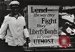 Image of Third Liberty Bond Drive Manhattan New York City USA, 1918, second 11 stock footage video 65675065355
