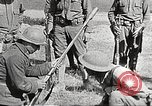 Image of French instructors train American soldiers   France, 1917, second 7 stock footage video 65675065357