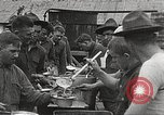 Image of AEF soldiers in mess line United States USA, 1917, second 5 stock footage video 65675065358