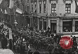 Image of U.S. Army soldiers deploying in France France, 1918, second 1 stock footage video 65675065360