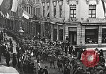 Image of U.S. Army soldiers deploying in France France, 1918, second 3 stock footage video 65675065360