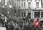 Image of U.S. Army soldiers deploying in France France, 1918, second 5 stock footage video 65675065360