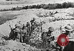 Image of American soldiers in combat in France Europe, 1918, second 1 stock footage video 65675065361