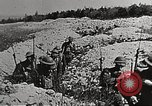 Image of American soldiers in combat in France Europe, 1918, second 2 stock footage video 65675065361