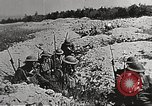 Image of American soldiers in combat in France Europe, 1918, second 3 stock footage video 65675065361